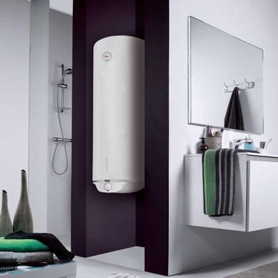 Электрический водонагреватель  ATLANTIC STEATITE Slim
