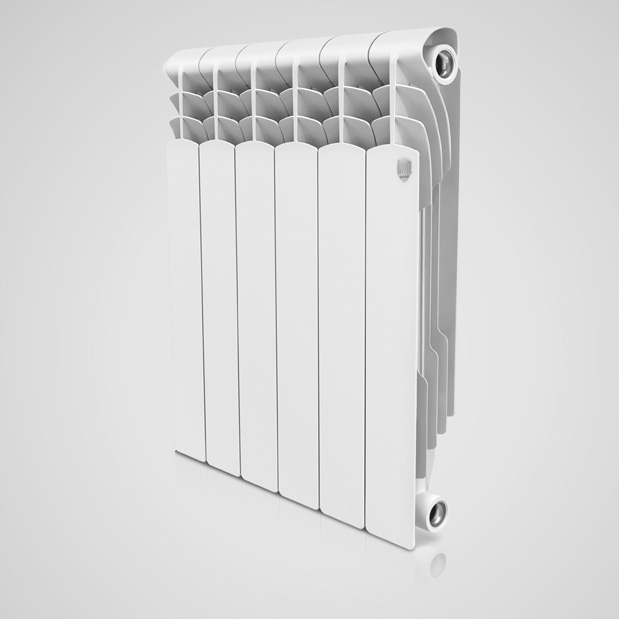 Радиатор биметалл Royal Thermo Revolution Bimetall 500*80*80 (Россия-Италия)
